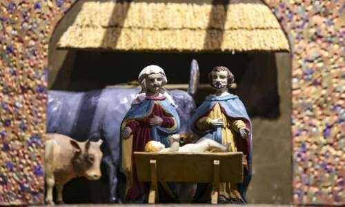 Beyond Bethlehem: Elaborate Nativity scene on display at National Czech…