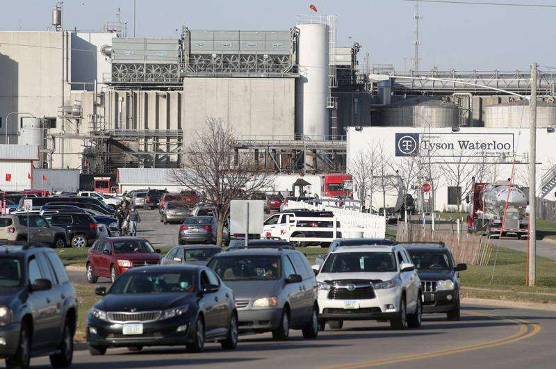 Iowa meatpacking plants put lives on the line in COVID pandemic