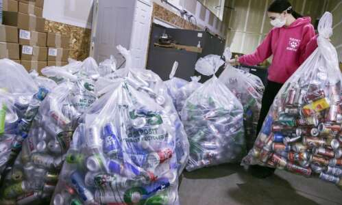 Consumers kept out of Iowa's 'bottle bill' discussions