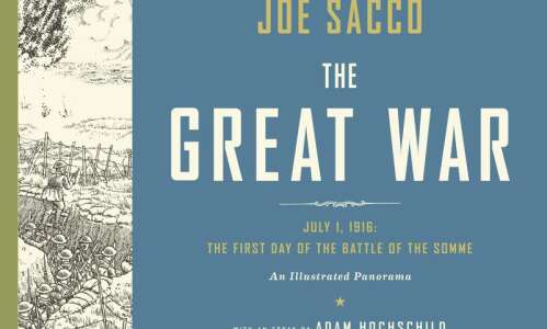 'The Great War': A great, graphic book for a terrible…
