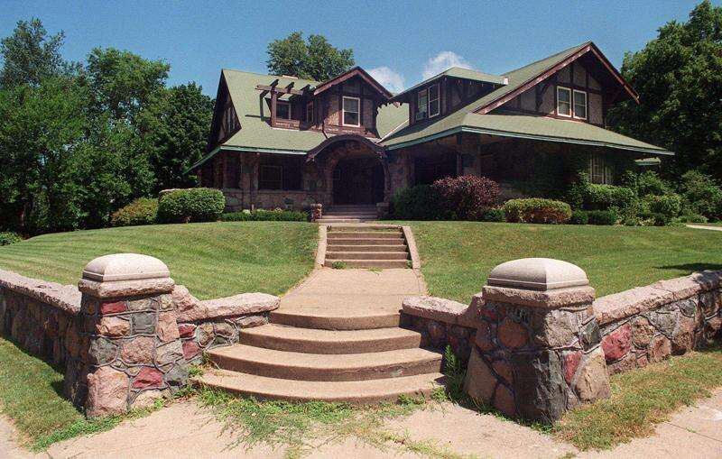 Time Machine: The house Mike Ford built