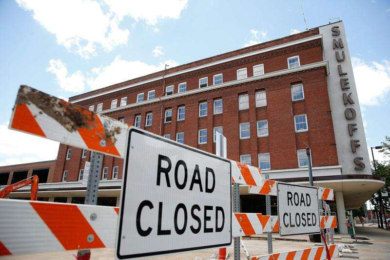 $15 million Smulekoff's renovation 'screaming along' in Cedar Rapids