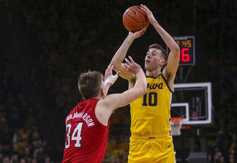 Nebraska vs. Iowa men's basketball glance: Time, TV, live stream, team data