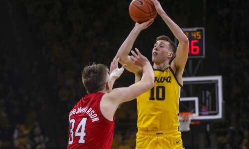 Nebraska vs. Iowa men's basketball glance: Time, TV, live stream,…