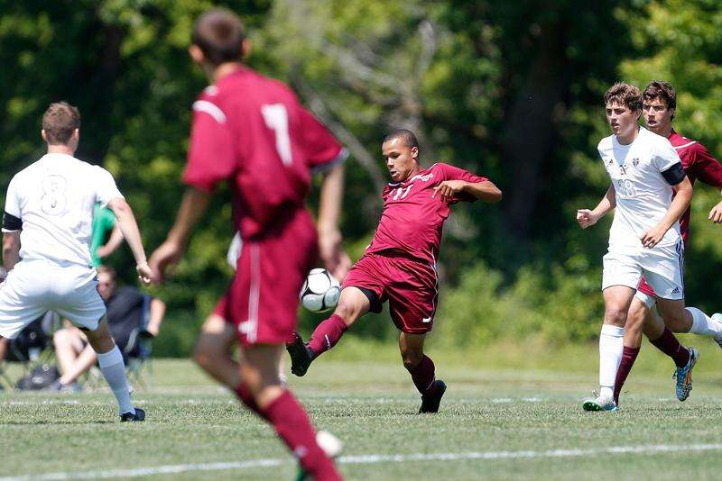 No. 1 Norwalk too much for Mount Vernon in state soccer debut