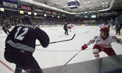 Cedar Rapids Ice Arena to host pair of NAHL games…