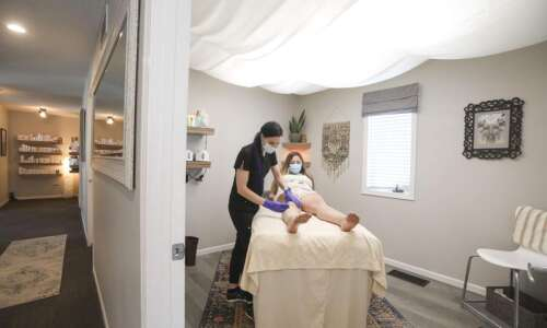SugarMe owner sees hair removal process as 'an art form'