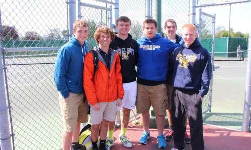 Wahlert building on tennis success