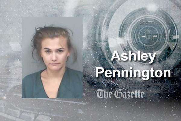 Ashley Pennington sentenced to 25 years in prison after fleeing car-cycle crash