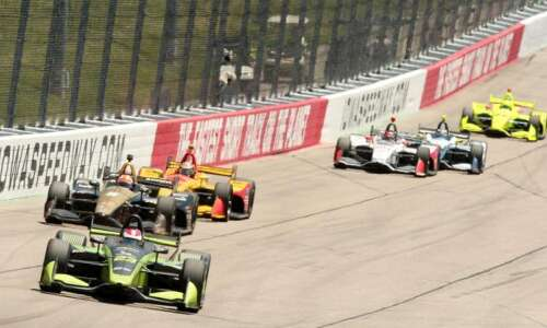 Iowa Speedway will allow limited fans for IndyCar races in…