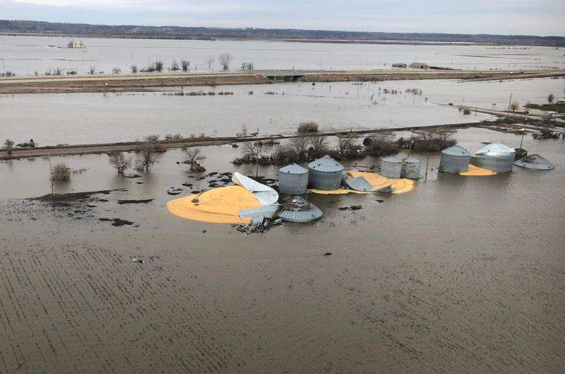 Midwest suffers floods as our climate changes