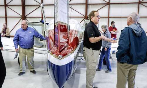 Iowa pilots' Flight to End Polio delayed until spring 2021