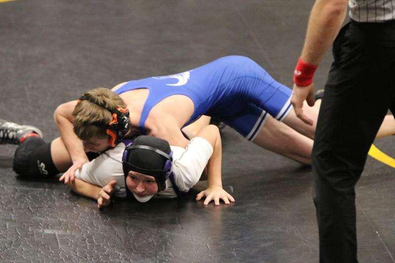 North Cedar wrestling photos