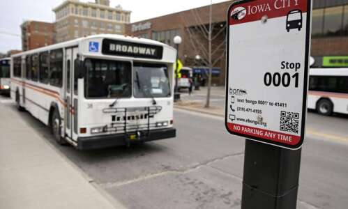 Iowa City awarded $3 million grant for new electric buses