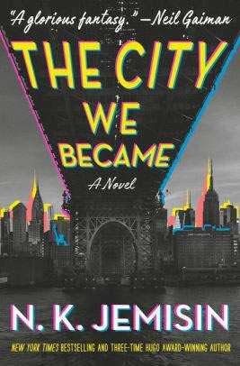 Author N.K. Jemisin put focus on birth of a city in 'The City We Became'