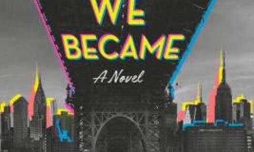 Author N.K. Jemisin put focus on birth of a city…