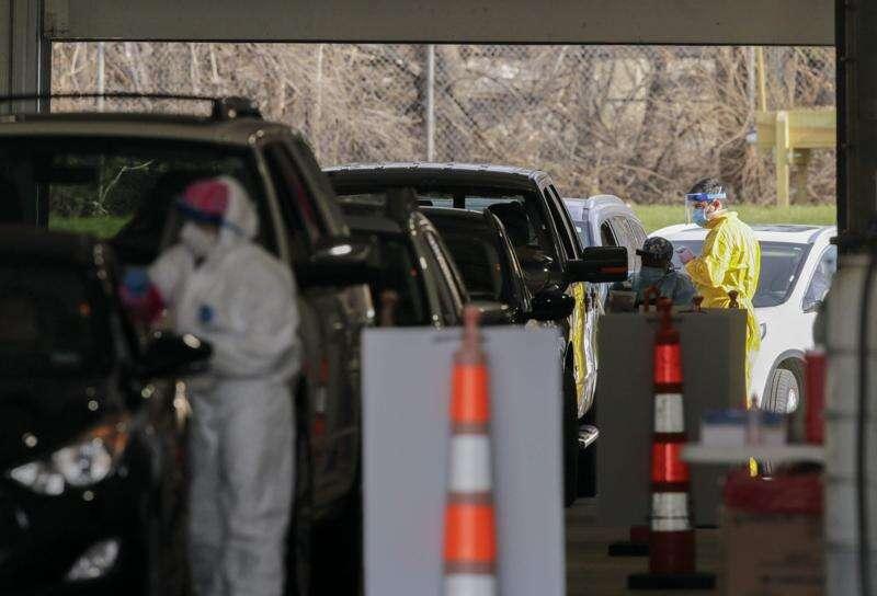 Iowa reports 70 coronavirus deaths in one day