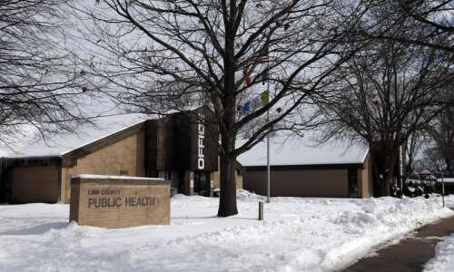 WATCH REPLAY: Linn County Public Health news conference about COVID-19