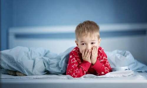 How to help kids get a good night's sleep