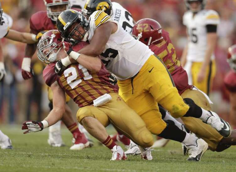 The Depth Chart — Offensive line