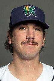 Cedar Rapids Kernels pitcher Zach Neff is 1 class shy…