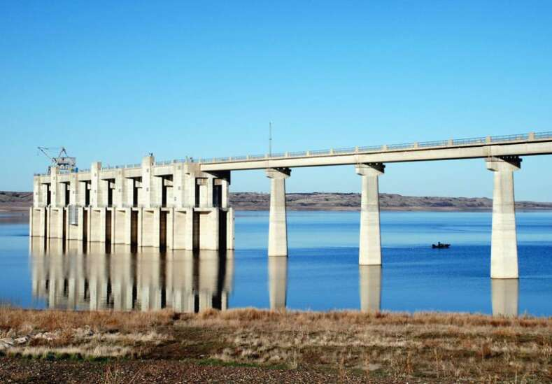 Corps trying to make more space for Missouri River runoff