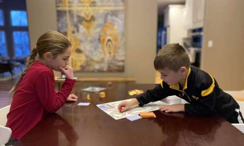 Ely siblings create a board game for holiday family fun