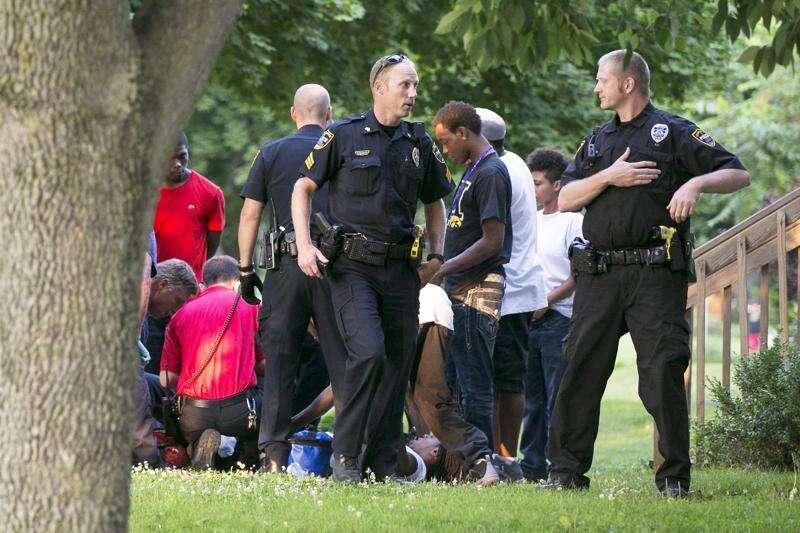 A violent year in Cedar Rapids