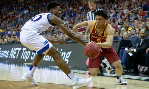 Highlights: Iowa State beats Kansas in Big 12 tournament championship…