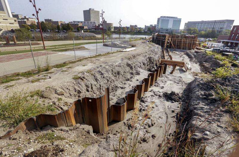 Study: Cedar Rapids' investment in flood protection fuels local economy