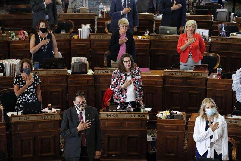 Iowa's phony patriotism is bipartisan