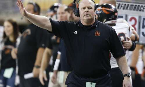 Out of a coaching job after his school closes, Waukon's…