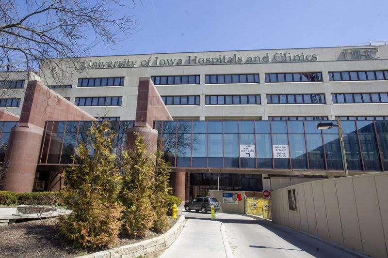 Towel, staple left inside University of Iowa cancer patient brings $1.2 million deal