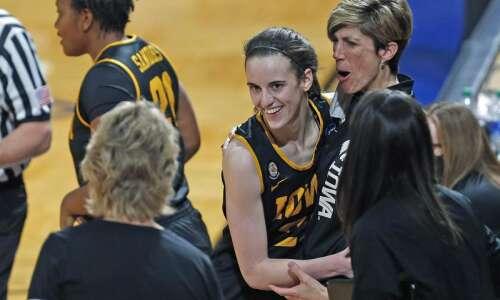As Caitlin Clark's stardom explodes, her former coach looks on…