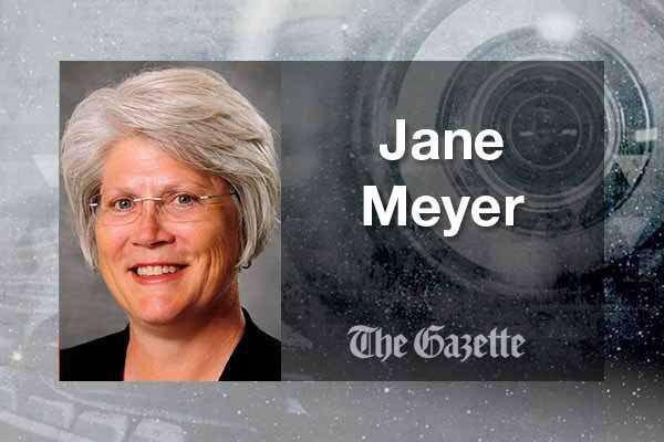 University of Iowa must pay $1.4 million to Jane Meyer
