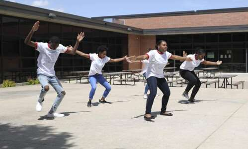 Washington High stepping club embraces black history, culture