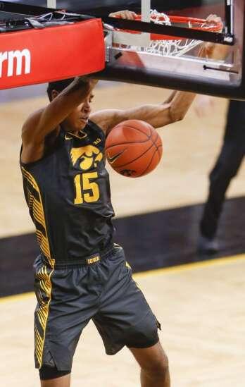 Iowa men's basketball schedule 2021-22: Hawkeyes play Purdue, Illinois in December