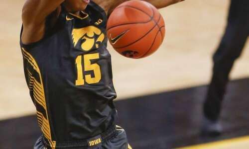 Iowa Hawkeyes' 2021-22 Big Ten men's basketball schedule announced