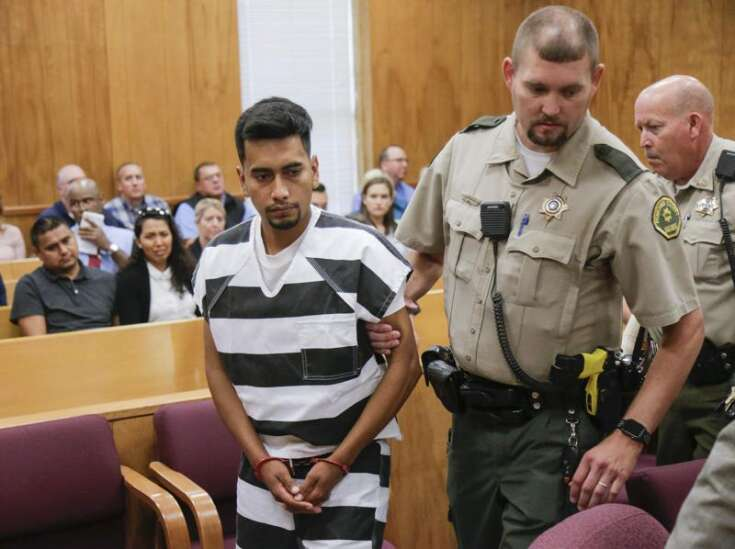 Man charged in Mollie Tibbetts' death in Iowa legally, lawyer says