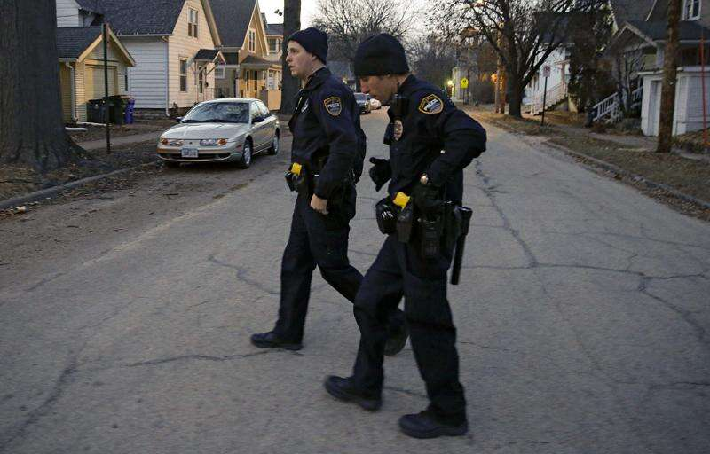 Gun violence drops in Cedar Rapids