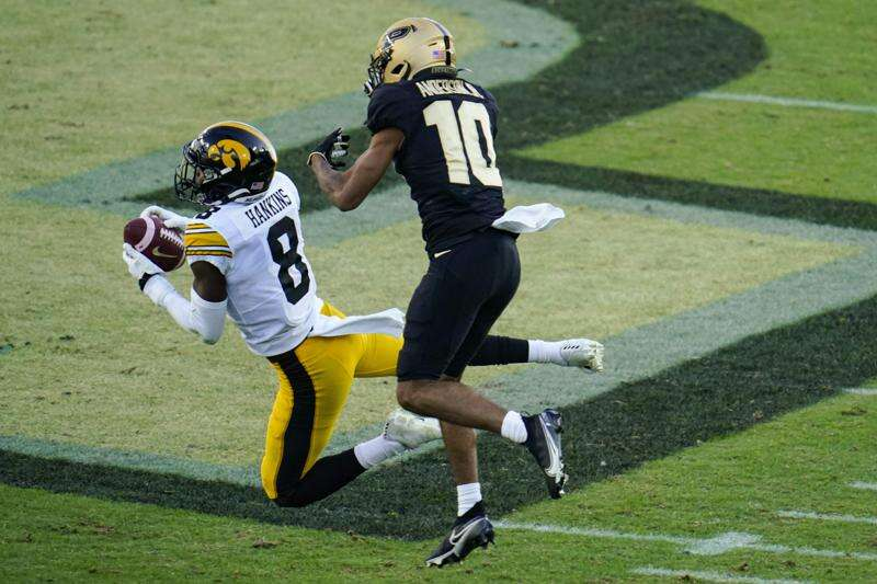 Purdue has been a thorn in Iowa's side in recent years