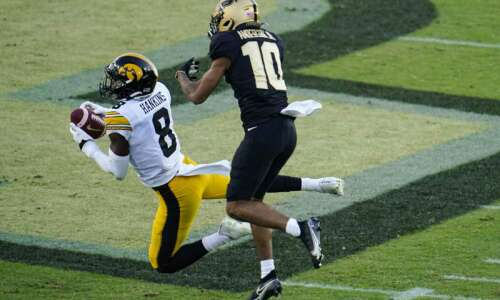 Purdue has been a thorn in Iowa's side