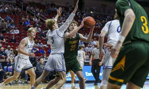 Beckman finds offense hard to come by in boys' state…