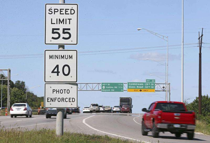 Impasse on traffic cameras means windfall for Cedar Rapids
