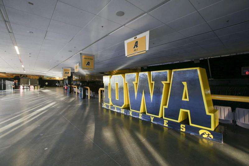 Iowa announces times, TV for 2021-22 basketball games