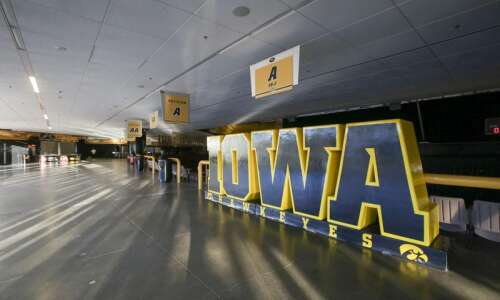Iowa announces times, TV for basketball games
