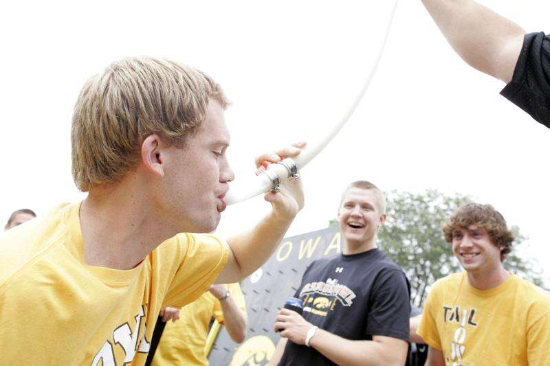 Beer in Kinnick: A brew-haha or something less?