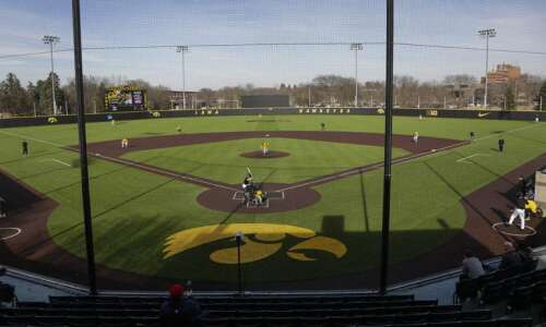State baseball will be split between Carroll and Iowa City