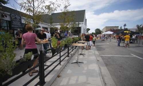 Big Grove tops off weeklong birthday celebration