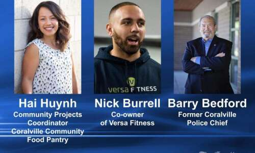 4 running for Coralville City Council